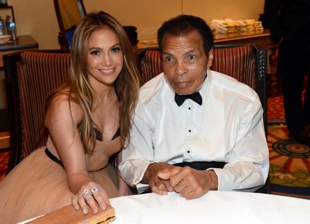 Muhammad Ali Jennifer Lopez