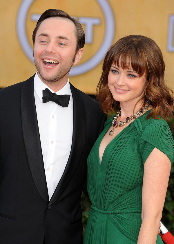 Alexis Bledel Engaged