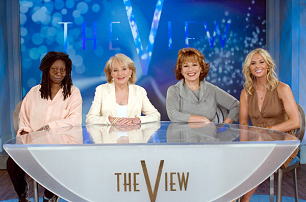 Barbara Walters Leaving The View