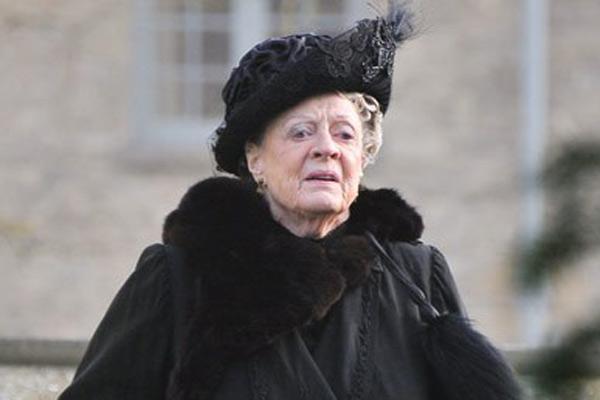 Downton Abbey Matthew Funeral