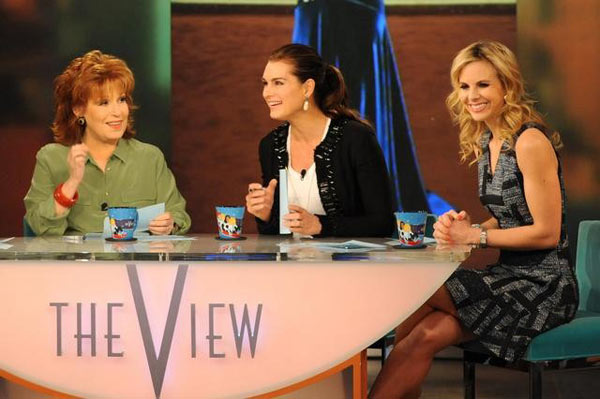 Elisabeth Hasselbeck The View