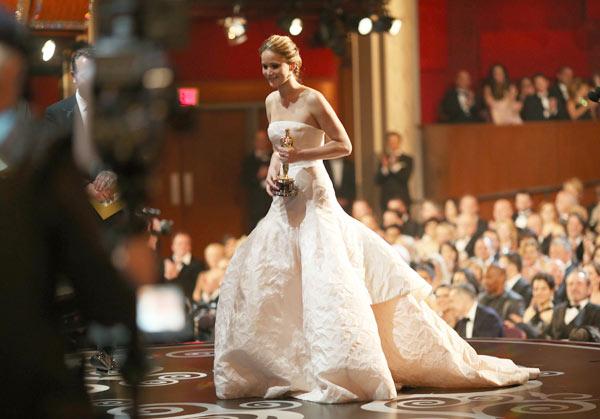 Harry Styles Jennifer Lawrence Crush