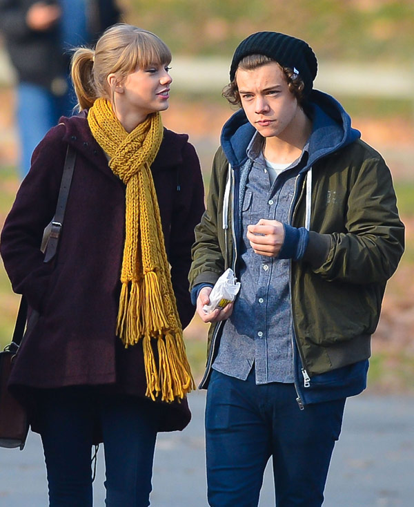 Harry Styles Taylor Swift Nightmare Relationship One Direction Er Wishes It Never Happened Hollywood Life