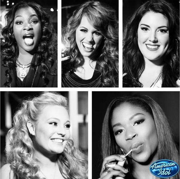 American Idol Recap Diva Week