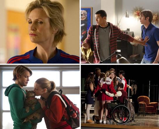 Glee Recap School Shooting