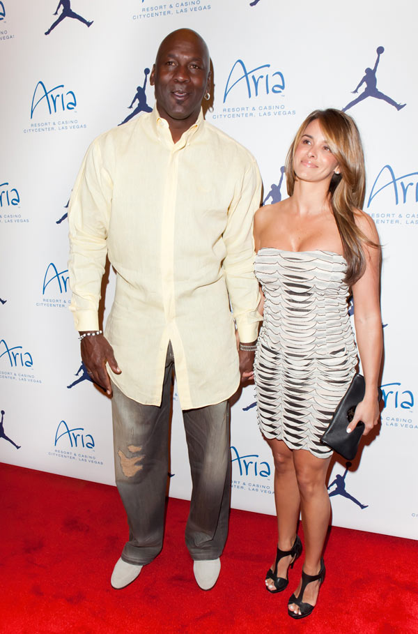Michael Jordan Married