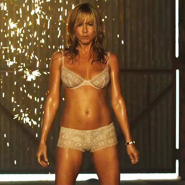 bikini Jennifer day aniston knight