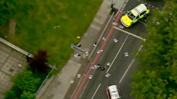 British Soldier Killed London