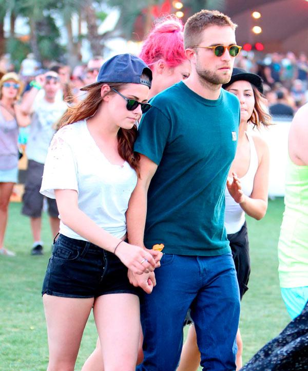 Robert Pattinson Kristen Stewart Romantic Trip