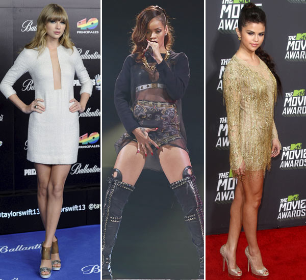 FHM Worlds 100 Sexiest Women 2013