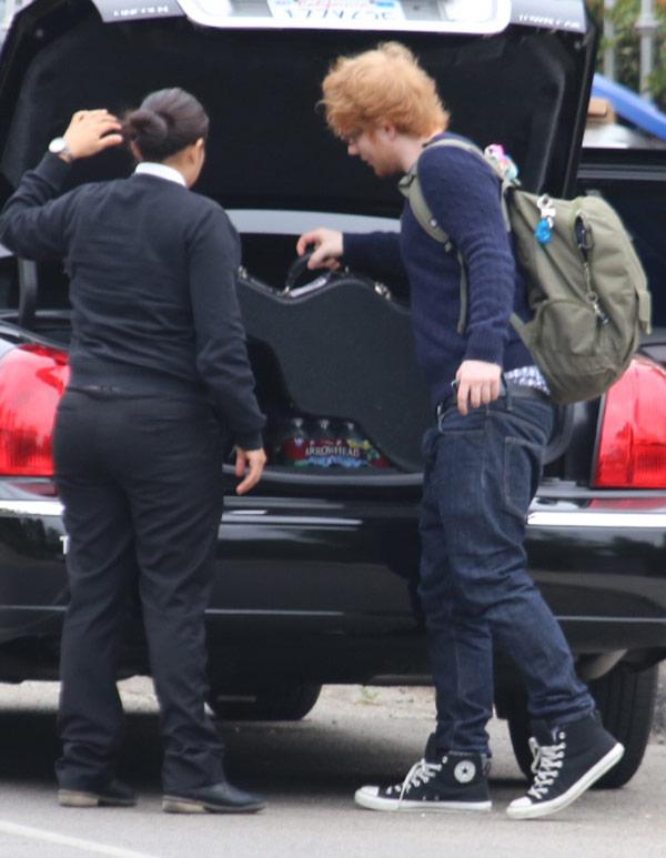 Ed Sheeran Selena Gomez