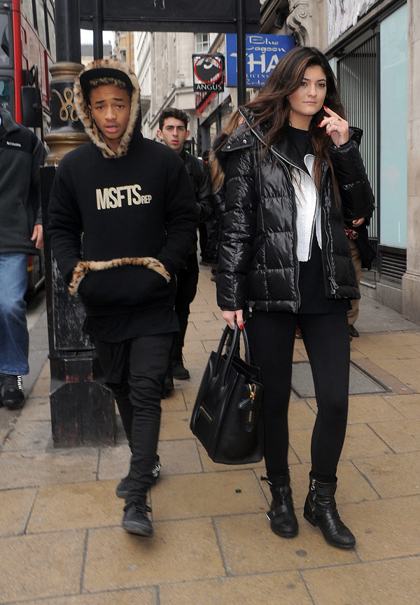 Kylie Jenner and Jaden Smith Relationship