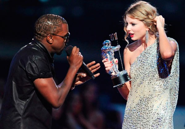Kanye West Taylor Swift Diss