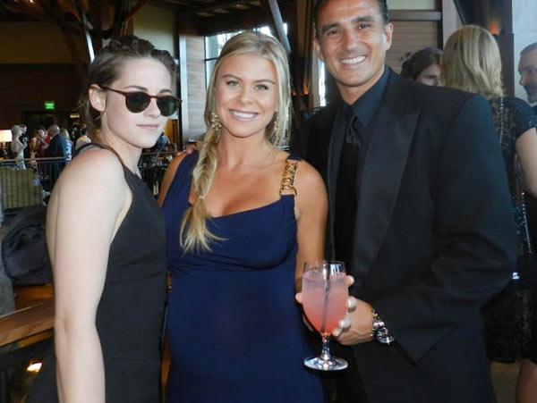 Kristen Stewart Attends Max Thieriot's Wedding — Missing ...