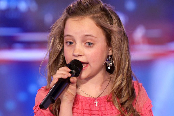 America's Got Talent Chloe Channell