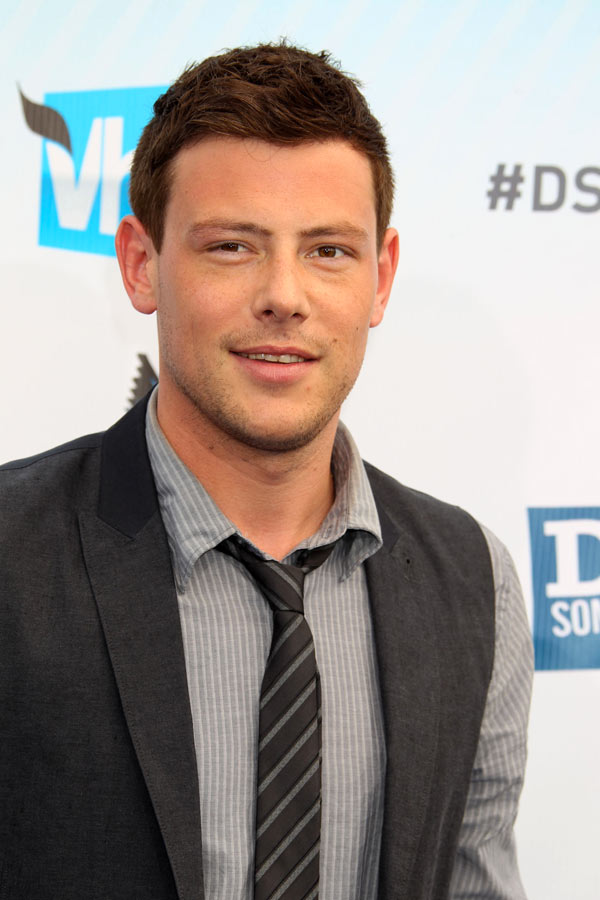 Cory Monteith Drugs