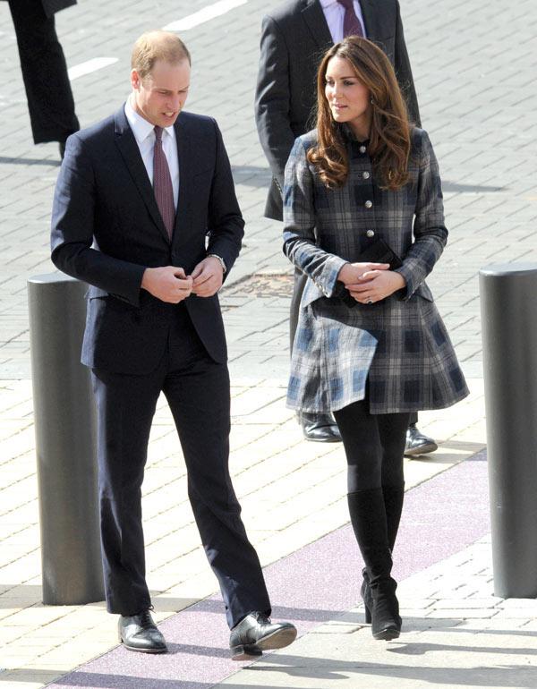 Prince William Kate Middleton Parents