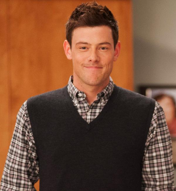 Glee Finn Death Episode