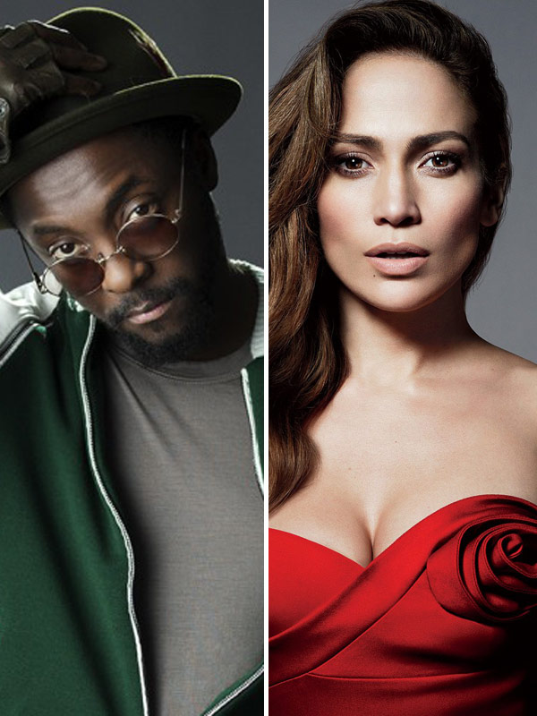 Will.i.am Jennifer Lopez Judging American Idol