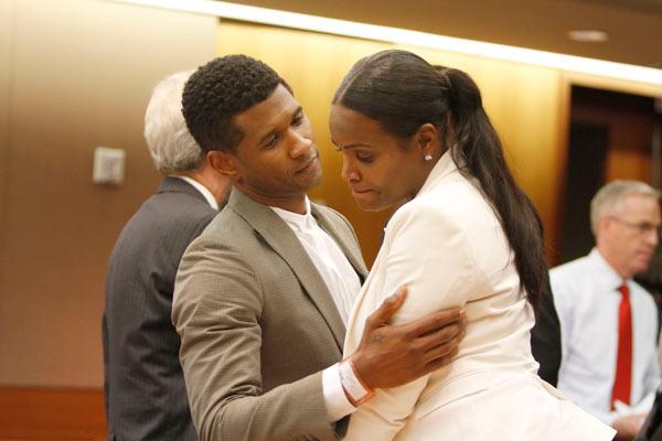 Tameka Foster Loses Custody Battle