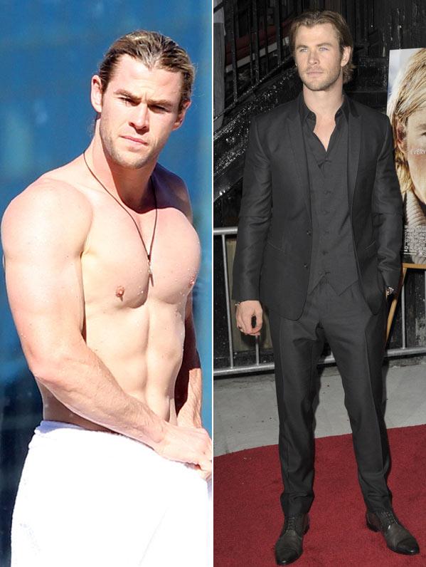 """Chris Hemsworth dezvăluie o slăbire dramatică """"Inima Mării"""""""