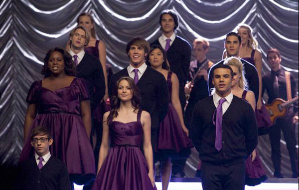 Glee Cory Monteith Tribute Song