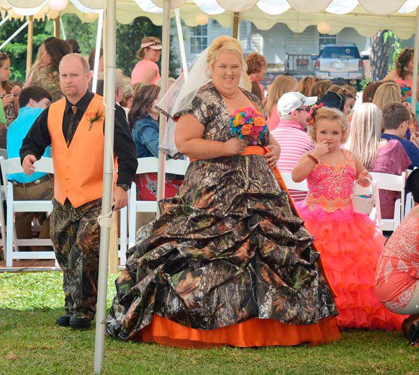 Mama June Sugar Bear Wedding