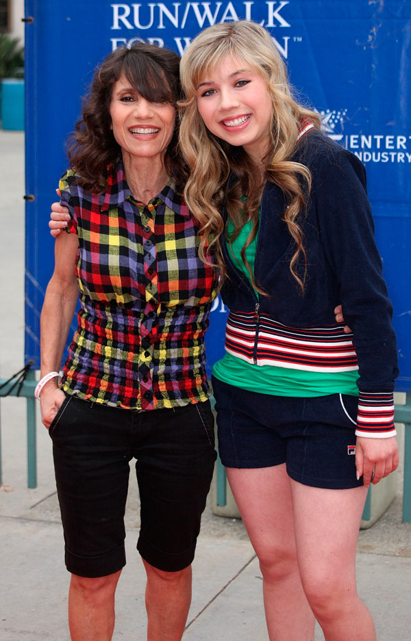 Jennette McCurdy Mom Died