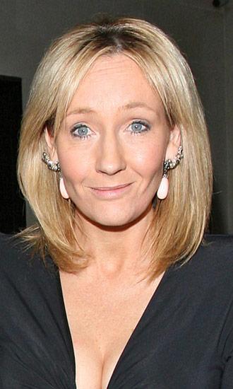 JK Rowling Celebrity Profile