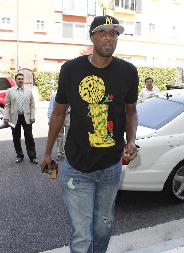 Is Lamar Odom In Rehab