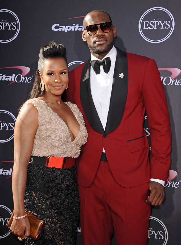 Savannah Brinson Lebron James Wedding Could Happen This Weekend Hollywood Life
