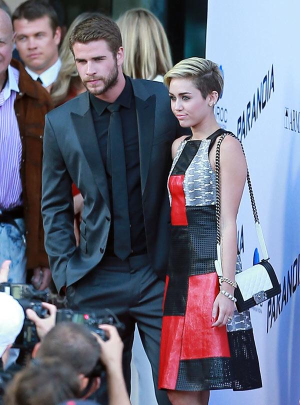 Liam Hemsworth Miley Cyrus Cheating