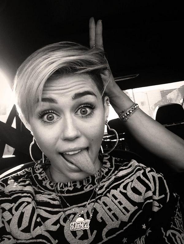 Miley Cyrus Juicy J Baby