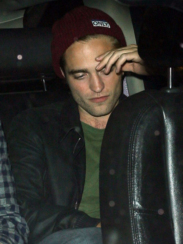 Robert Pattinson Selling LA Mansion
