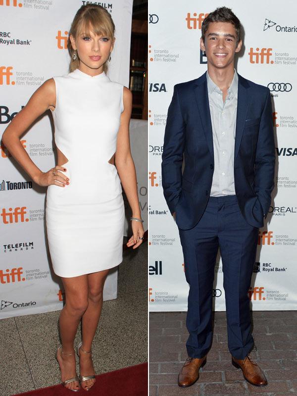 Brenton Thwaites Taylor Swift Ex Girlfriend