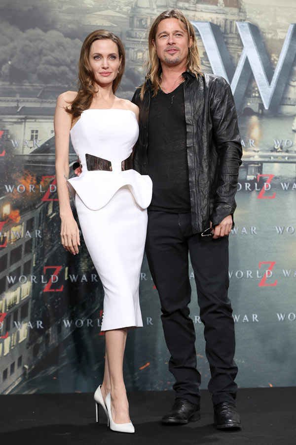 Angelina Jolie Photos Birthday