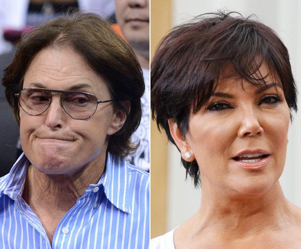 Kris Jenner Bruce Jenner Kendall Jenner Kylie Jenner