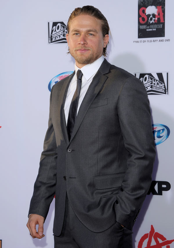 Why Did Charlie Hunnam Quit Fifty Shades Of Grey