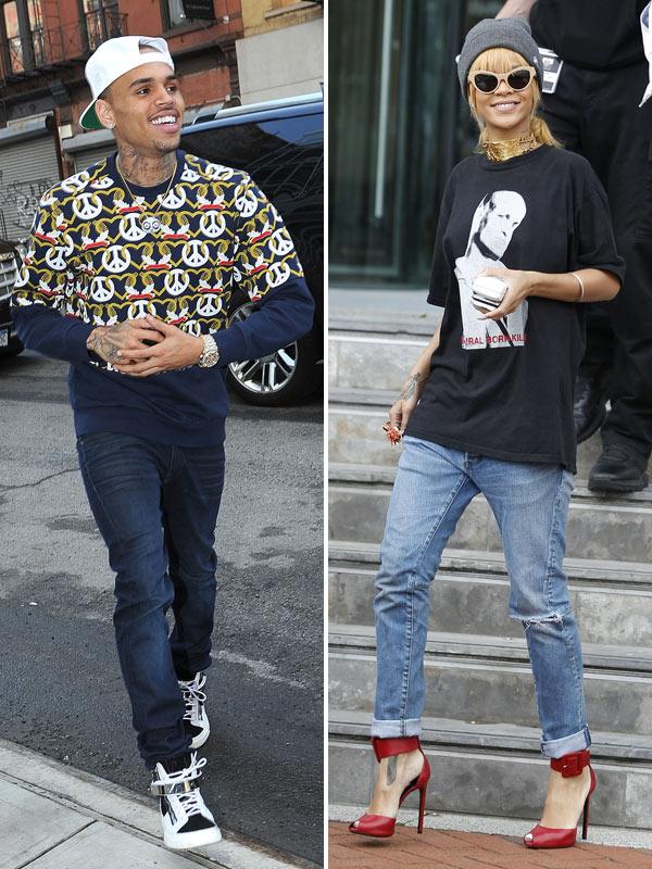 Chris Brown Rihanna Back Together