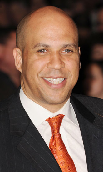 Cory Booker Celebrity Profile