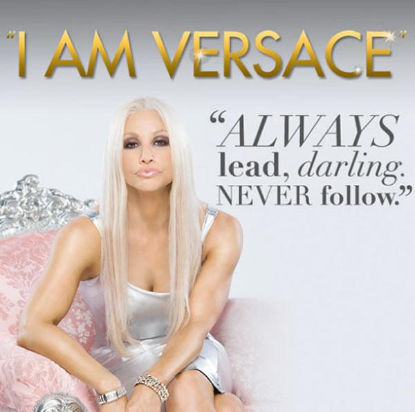 Donatella Versace Movie