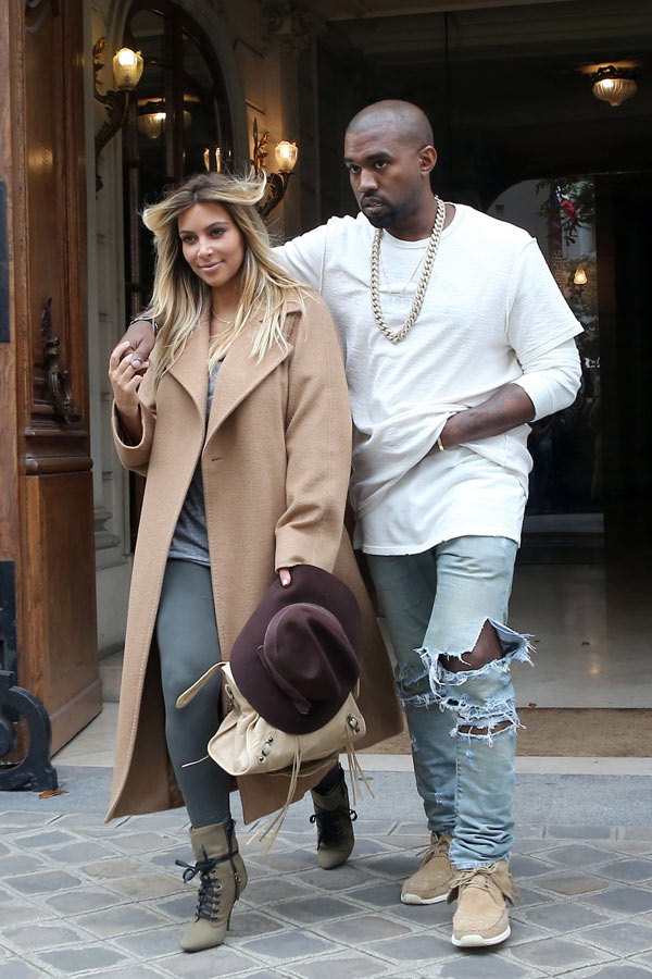 Kanye West Kim Kardashian Birthday Gift