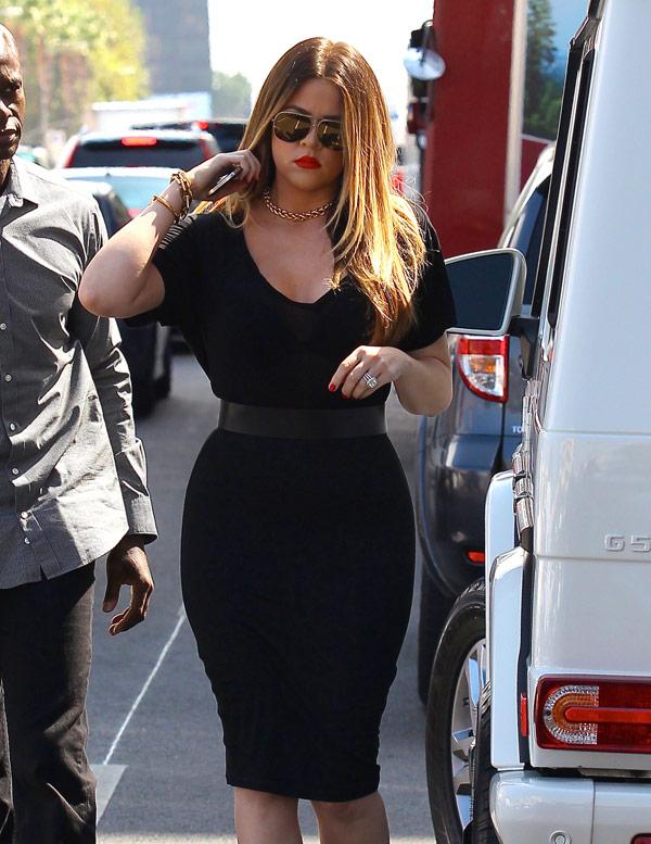Khloe Kardashian Done Lamar Odom