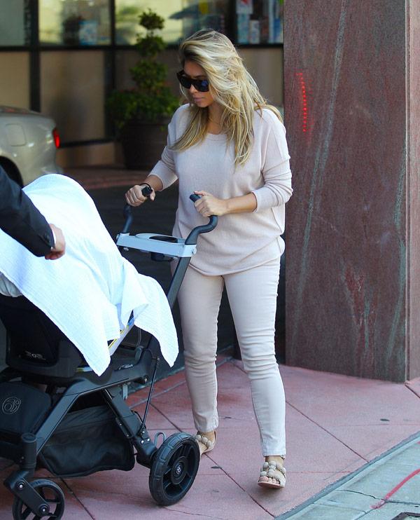 Kim Kardashian Slim Figure