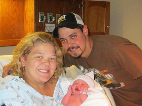 Lori Wickelhaus Gives Birth
