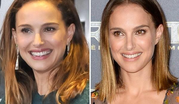 Natalie Portman S Haircut Shows Off New Do At Paris Thor Premiere Hollywood Life