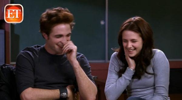Kristen Stewart & Robert Pattinson In 'Twilight Forever ...