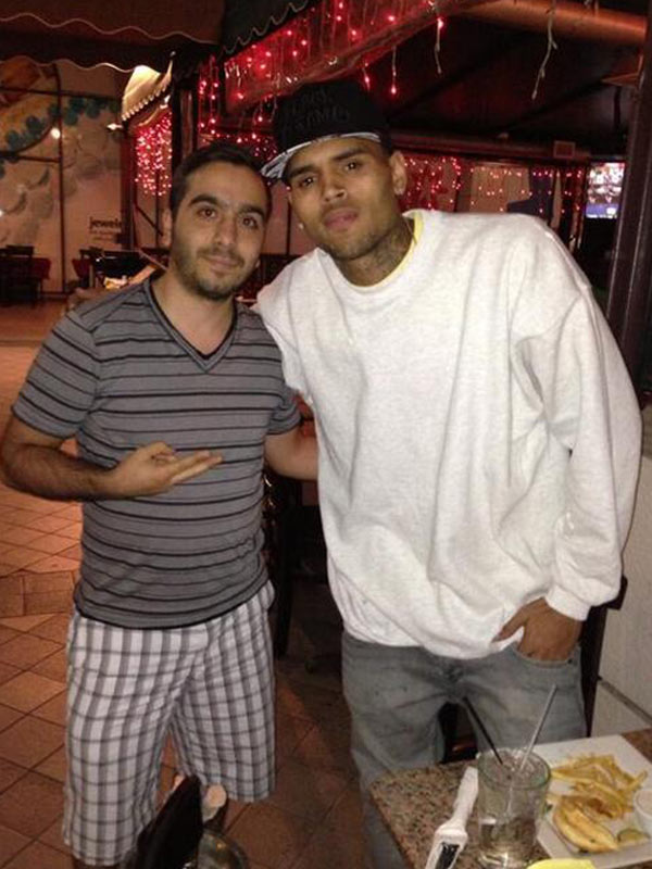 Chris Brown Out Of Rehab