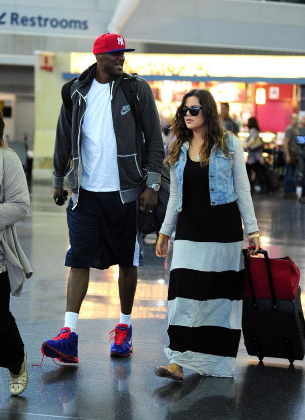 Khloe Kardashian Lamar Odom Problems
