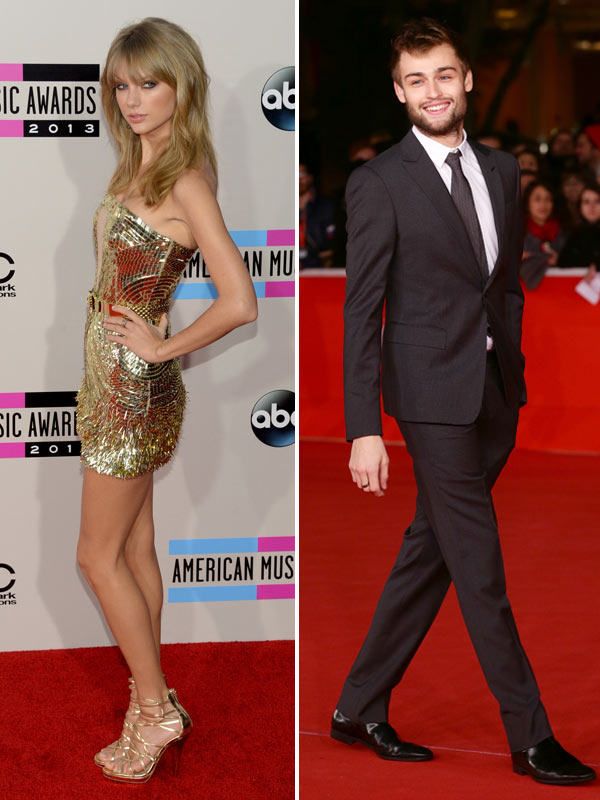 Taylor Swift Douglas Booth Date